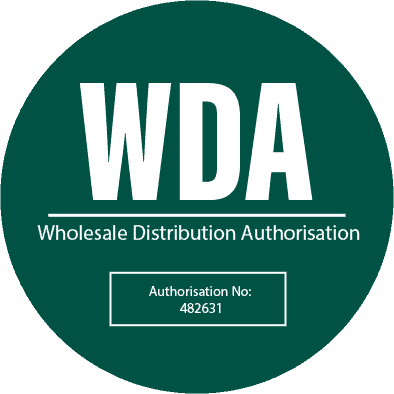 Wholesale Distribution Authorisation WDA